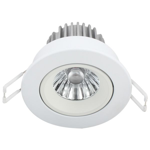 Éclairage LED fonction dimmable équivaut à un rendu couleur blanc chaud de 3000K ou blanc neutre de 4000 K - Puissance de 11 WATTS