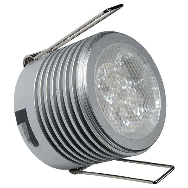 éclairage led de 4 ou 6 watts. Ideal pour éclairage de magazin. Illuminez vos rayon avec cette éclairage led d'une grande durée de vie. Angle d'éclairage précis 37°