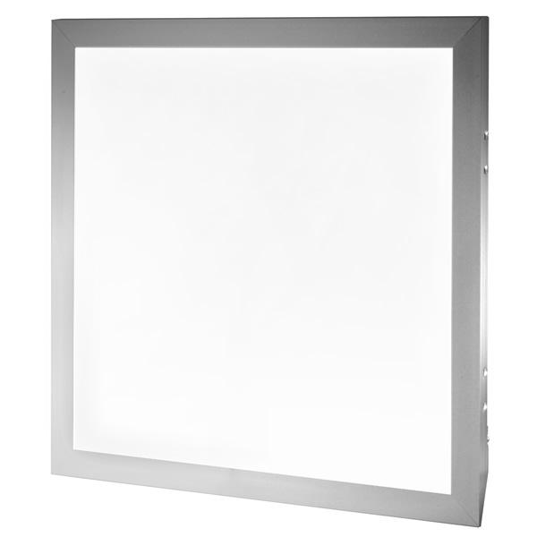 Pavé LED 300 300 conforme au normes CE et RoHS alimenté en tension 230V