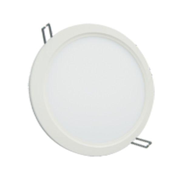 plafonnier extra plat encastr rond 18w blanc neutre ms3g. Black Bedroom Furniture Sets. Home Design Ideas