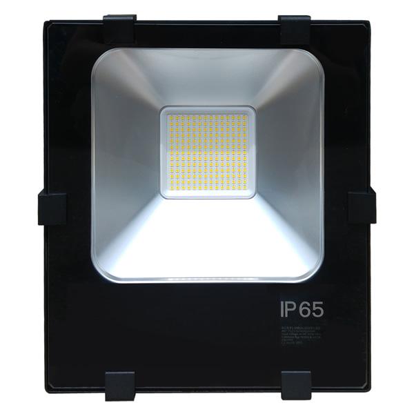 Ce projecteur extérieur LED IP65 possède un dissipateur de chaleur en aluminium, Dimmable et conforme au norme CE, RoHS