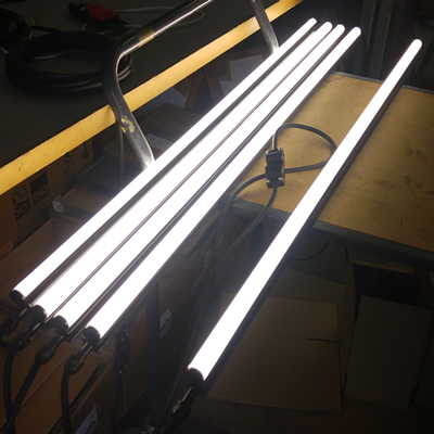 Tube LED en cascade - 17w - Jusqu'a 20 tubes en cascade